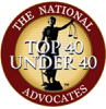 The National  Top 100 Under 40 Advocates